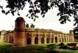 Nhà thờ hồi giáo Bangladesh