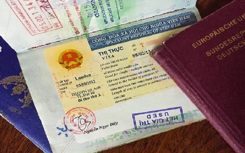 Điều kiện xin cấp visa thị thực điện tử cho người nước ngoài