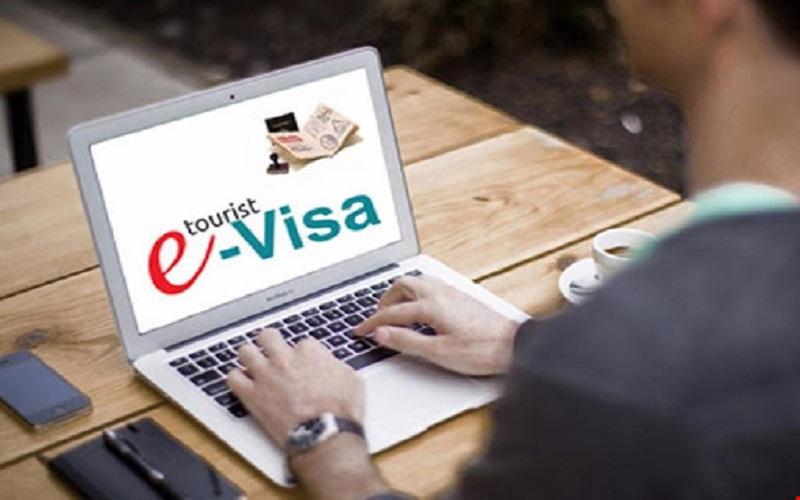 Website đăng ký visa thị thực điện tử (Evisa) trực tuyến online