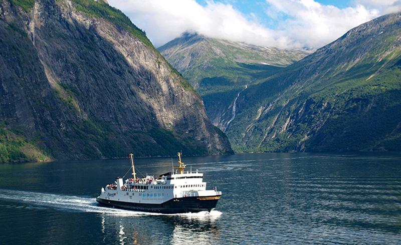 thành phố Geirangerfjord