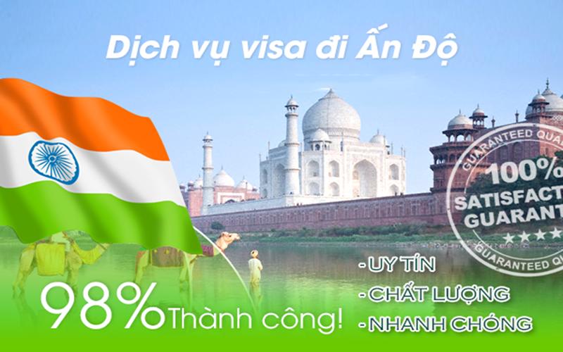 Dịch vụ visa điện tử Ấn Độ