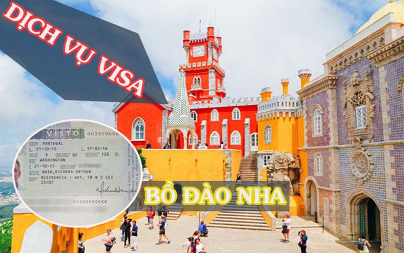 Kinh nghiệm xin visa Bồ Đào Nha