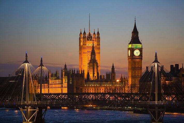 Visa Anh du lịch tự túc