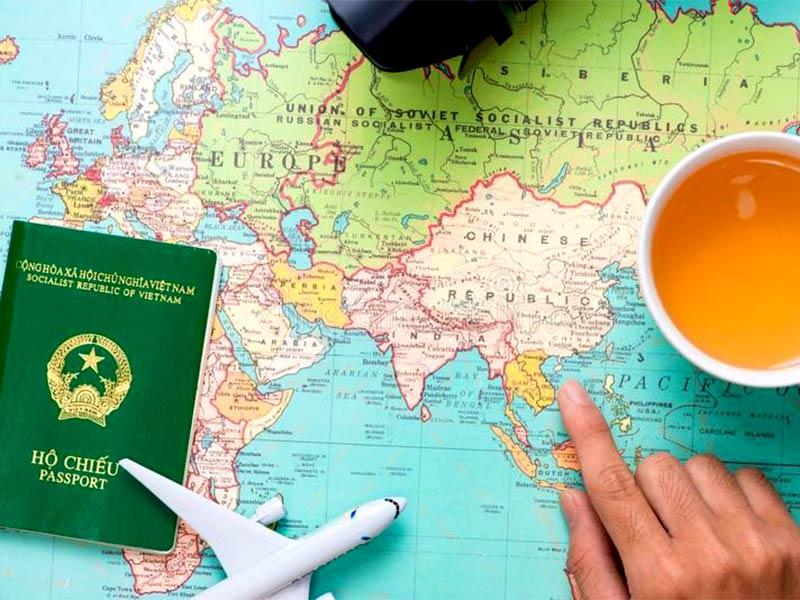 visa hộ chiếu passport
