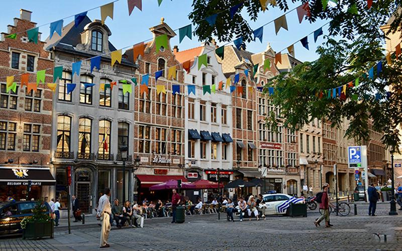 Sự thú vị về nước Bỉ