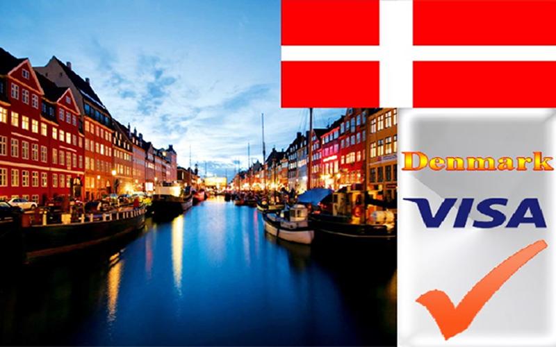 Visa công tác Đan Mạch