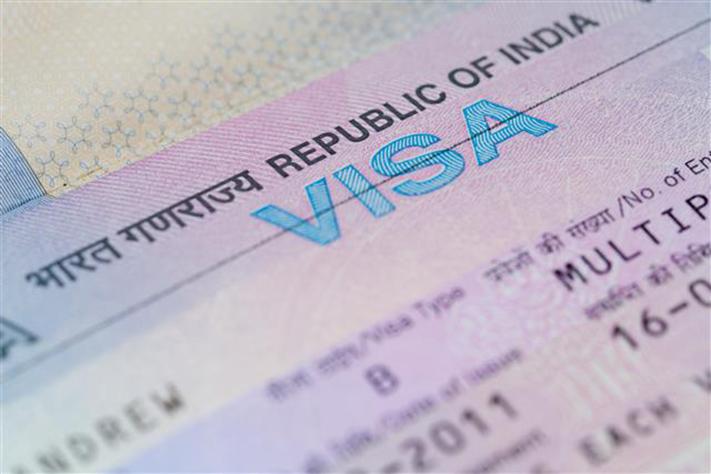 Visa điện tử ấn độ