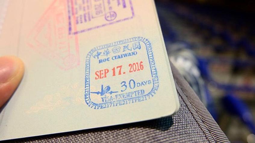 03 loại visa đài loan