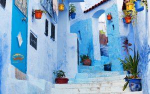 đi du lịch maroc