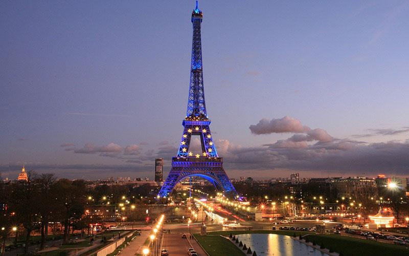 du lịch tự túc tại Pháp