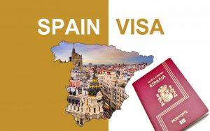 kinh ghiệm xin visa du lịch Tây Ban Nha