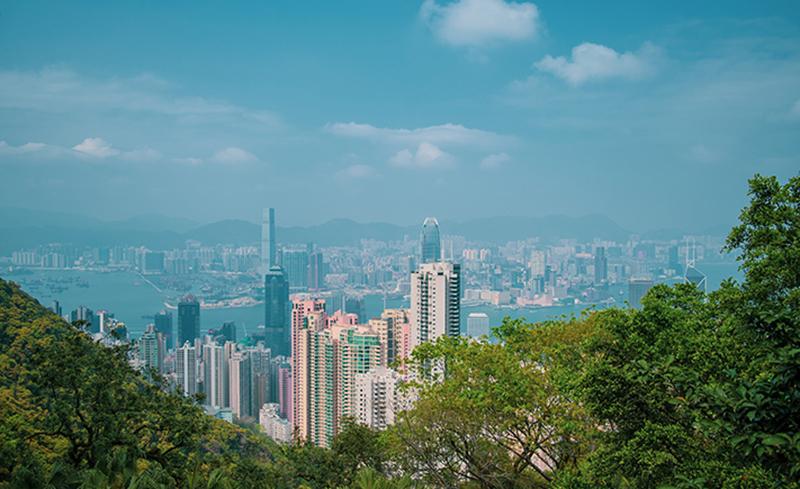 tờ khai xin visa hongkong