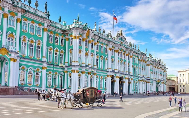 Chi phí du lịch Nga