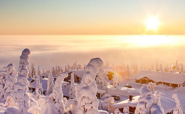 Điểm đến Phần Lan