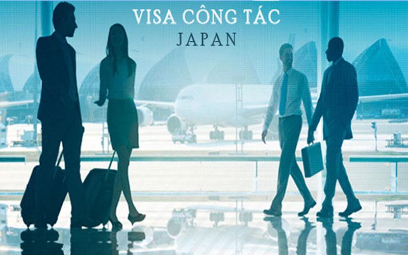 Dịch vụ làm Visa công tác Nhật Bản
