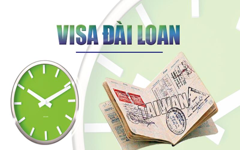 dịch vụ visa đài loan