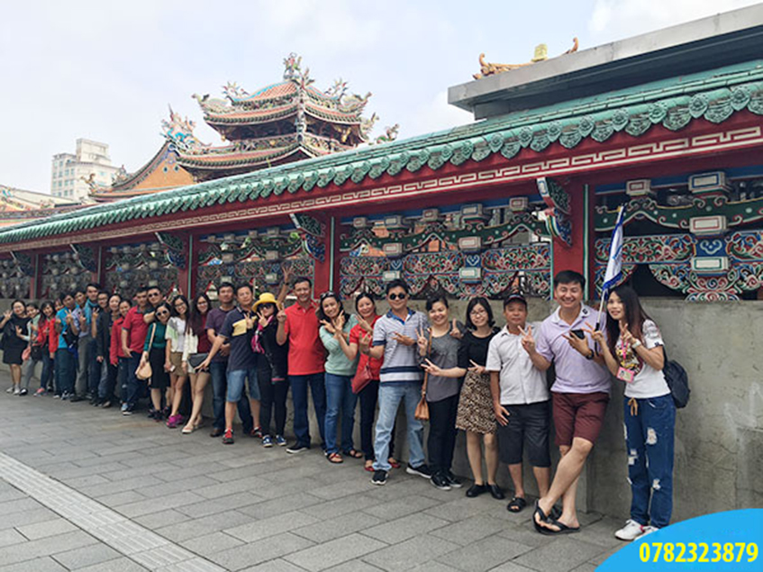 tour đài loan focus asia travel