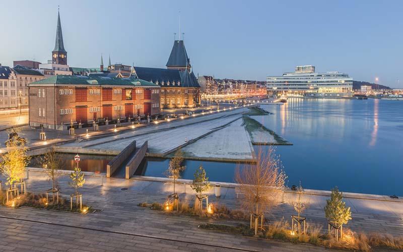 Du lịch Đan Mạch tự túc