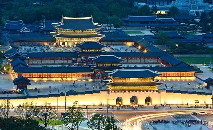 Du lịch Hàn Quốc tháng 5