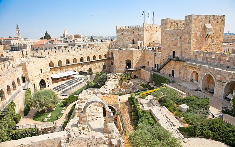 xin visa công tác israel