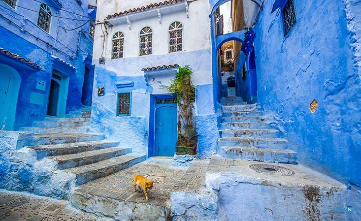trải nghiejm ở maroc