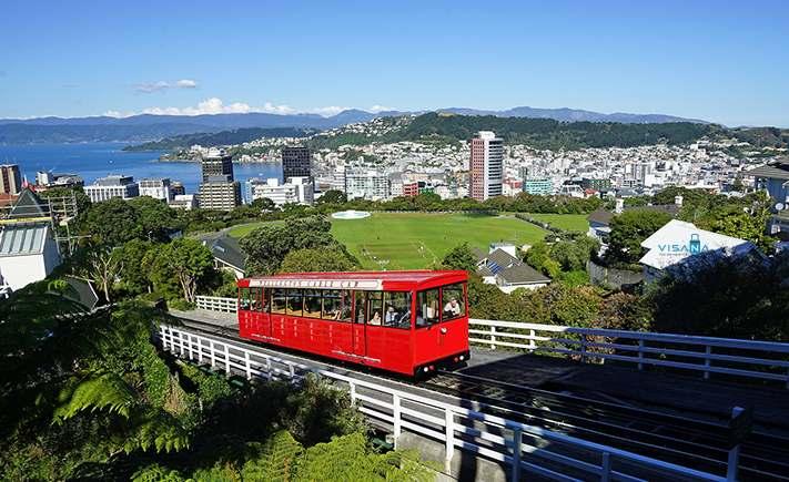 Du lịch New Zealand tự túc