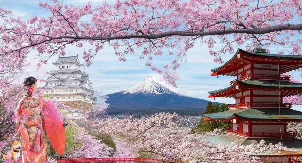 Du lịch Nhật vào tháng mấy