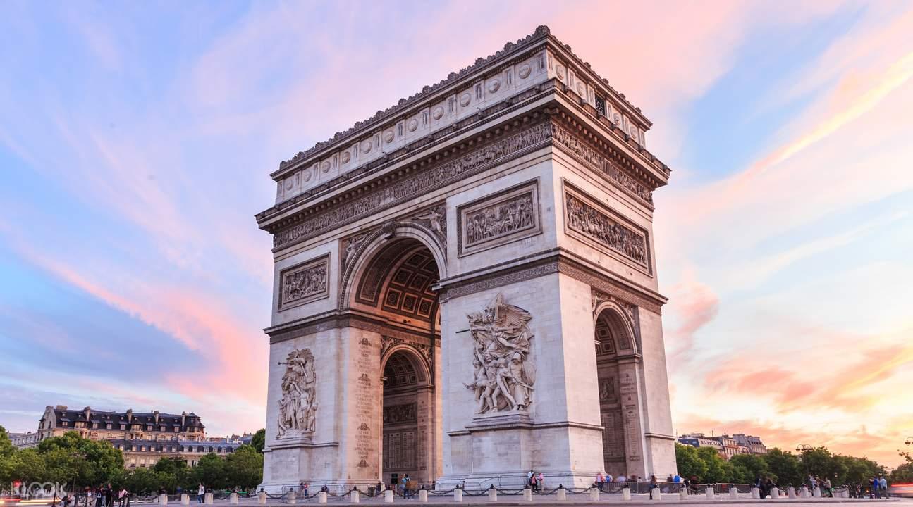 Du lịch tự túc Pháp