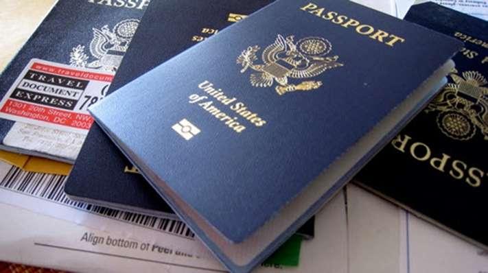 Mẫu đơn xin visa Mỹ online