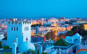 điểm du lịch ở maroc