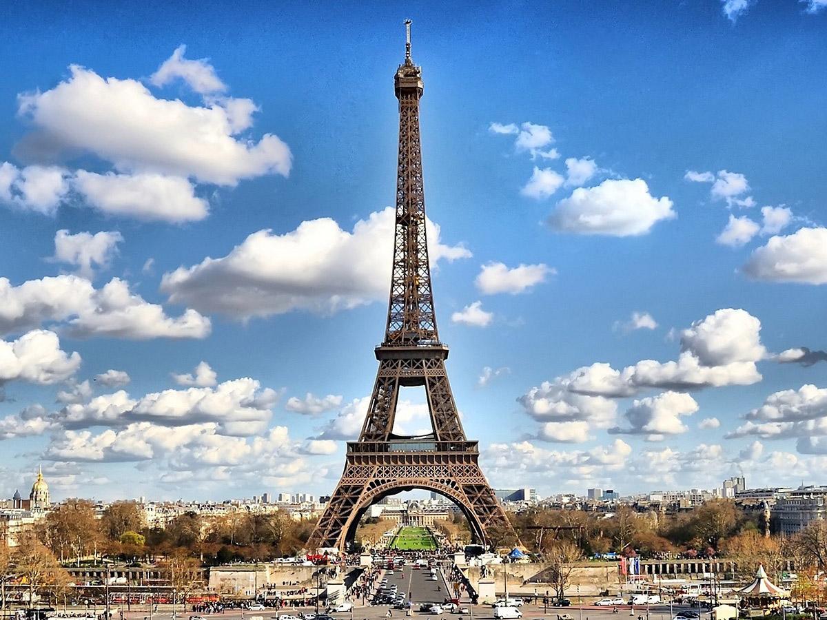 trải nghiệm du lịch Pháp
