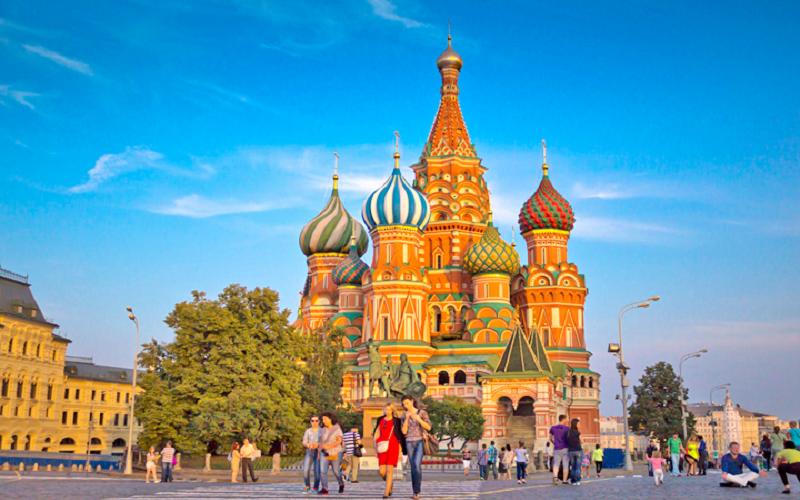 Thông tin về visa Nga