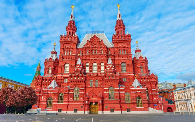 Thủ tục xin visa Nga