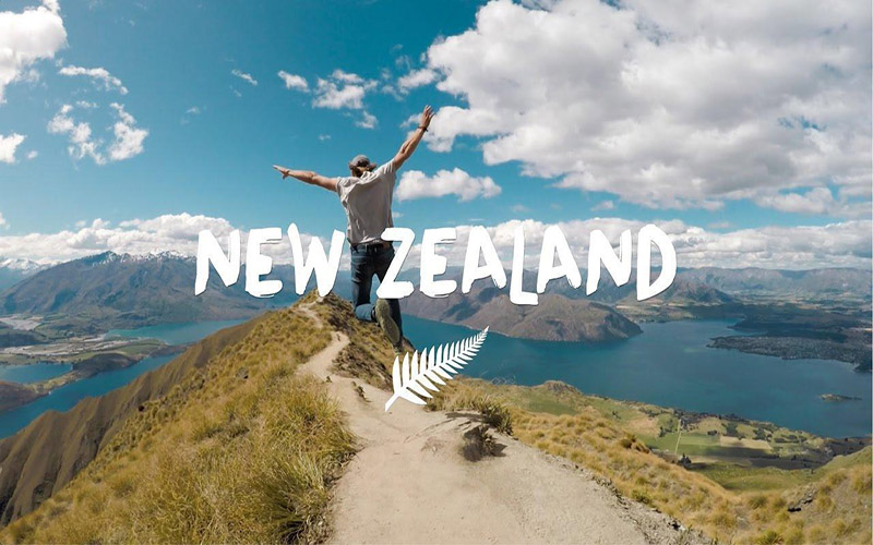 Trải nghiệm tại New Zealand