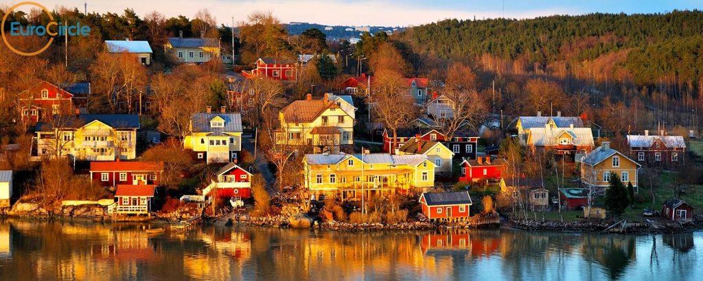 kinh nghiệm xin visa Phần Lan
