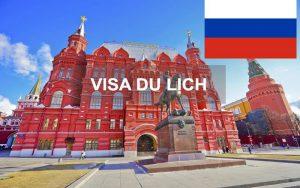 Hồ sơ visa Nga