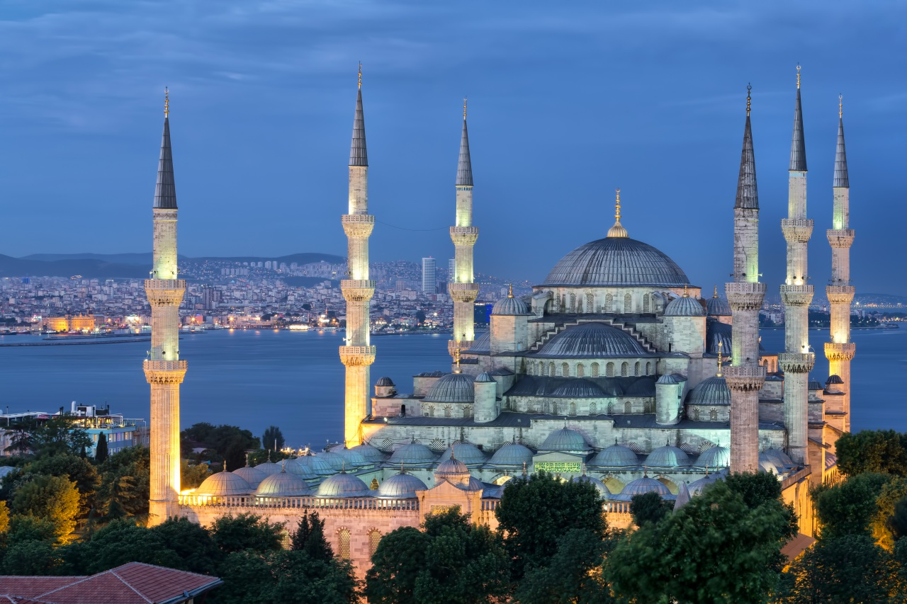 kinh nghiệm xin visa Thổ Nhĩ Kỳ