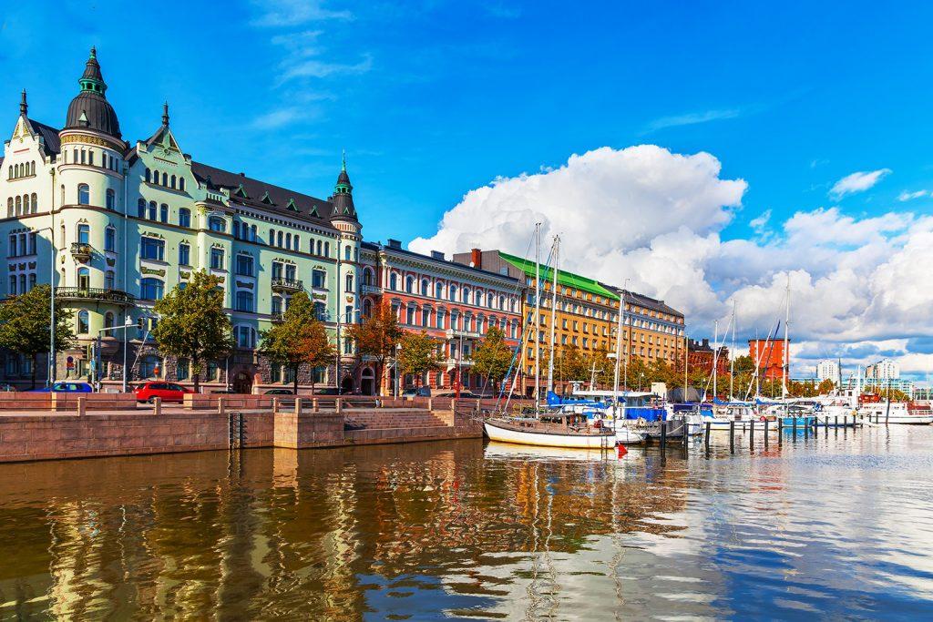 Xin visa Phần Lan tự túc