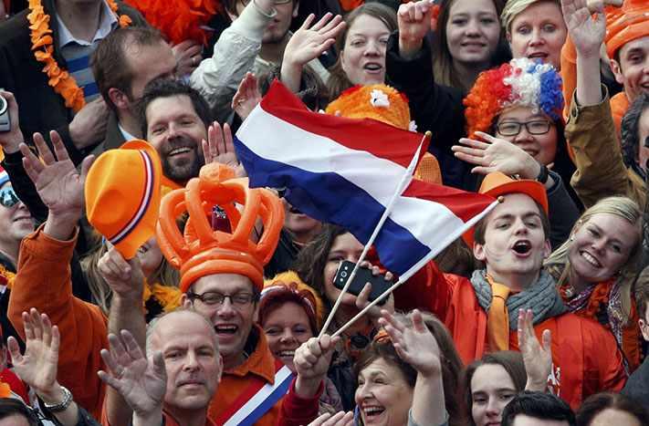 Visa thăm thân Hà Lan