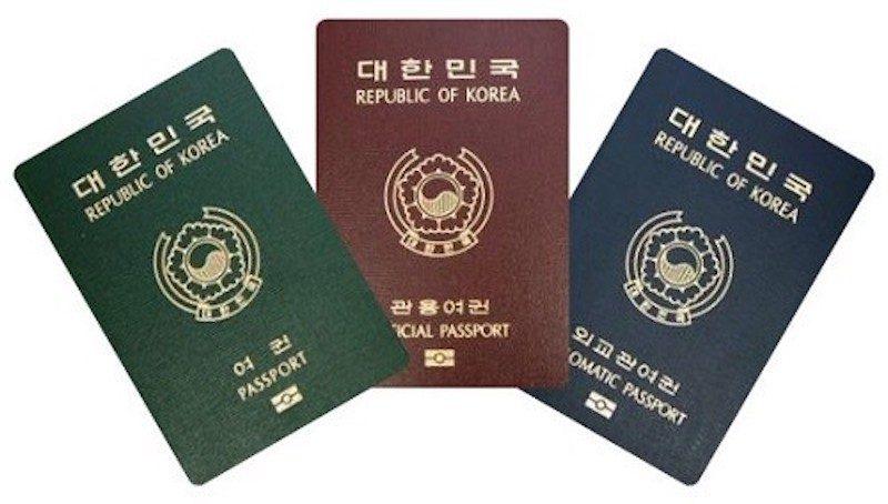 những lưu ý trong xin visa Hàn Quốc