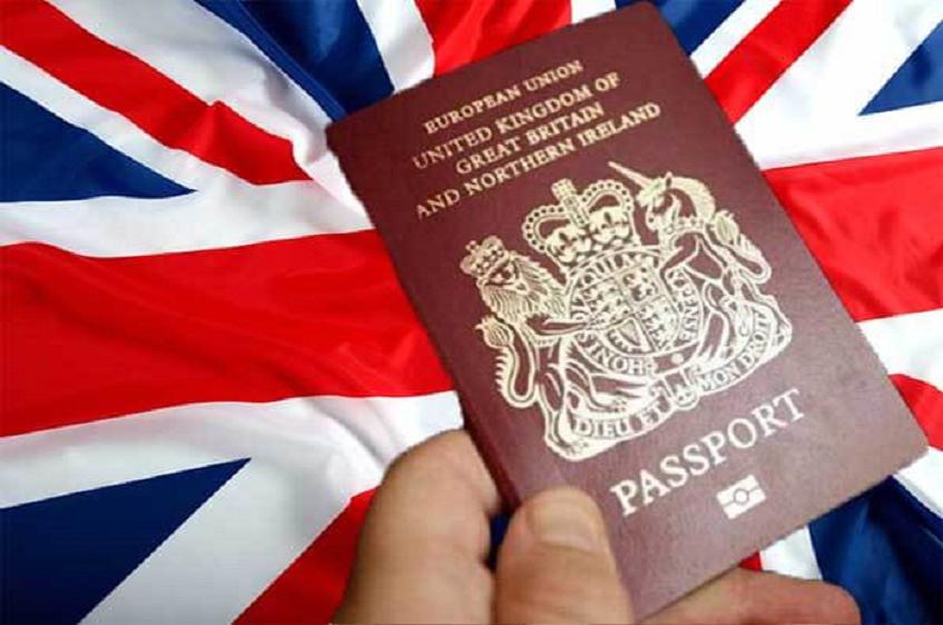 cá loại visa sang Anh quốc