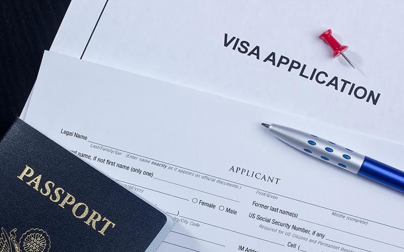 cách sắp xếp hồ sơ phỏng vấn visa mỹ