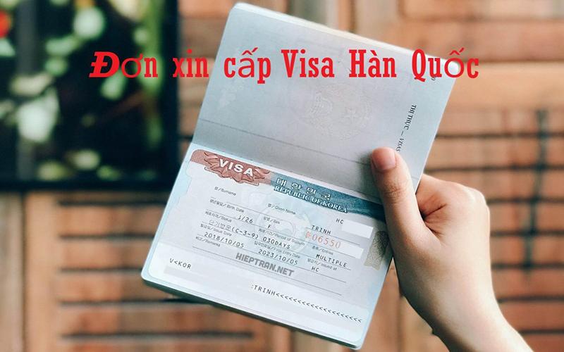 xin visa hàn quốc tự túc