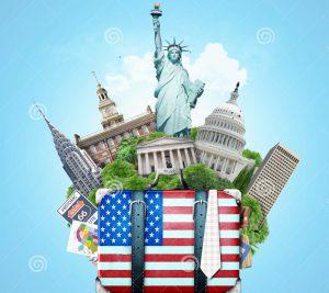 đi du lịch Mỹ