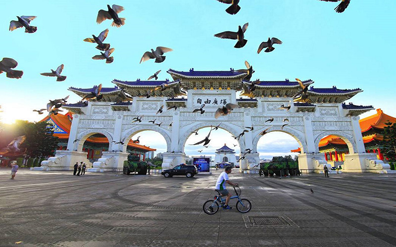 Đi Đài Loan du lịch