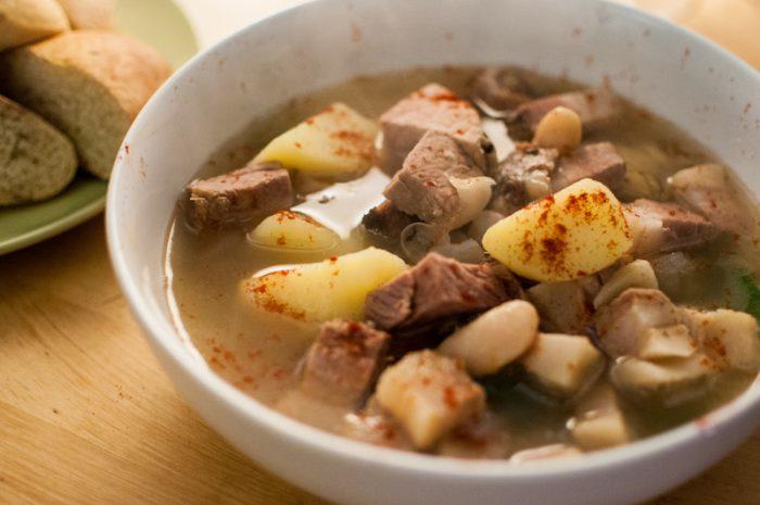 Galicia súp tây ban nha