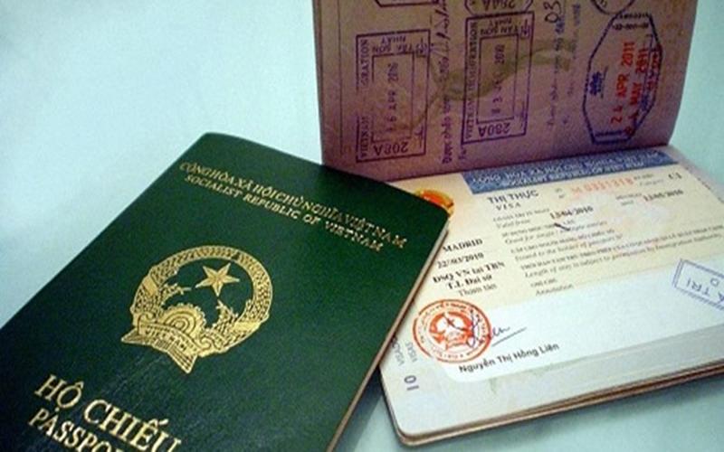 các bước làm hộ chiếu