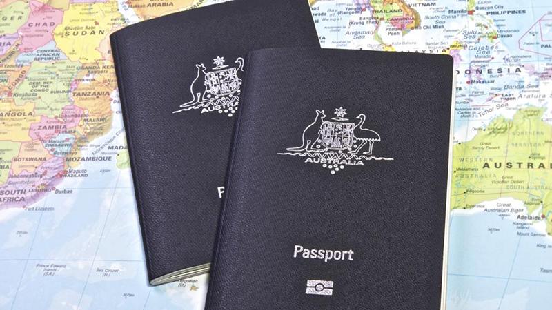 úc miễn visa cho nước nào
