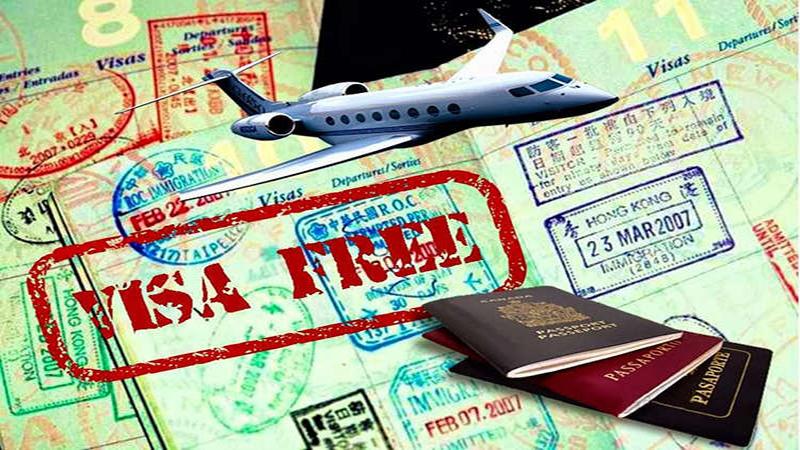 các nước được miễn visa vào úc