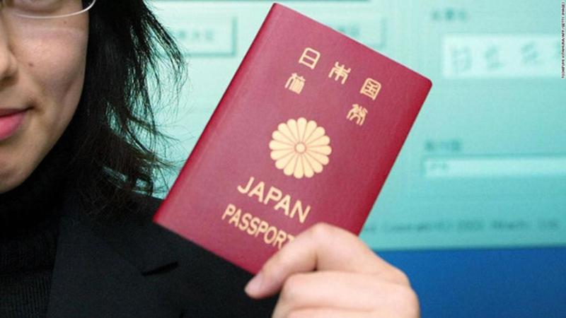 có visa nhật đi được những nước nào